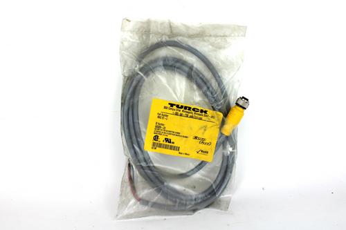 Turck RKS 6T-2 Actuator and Sensor Cordset
