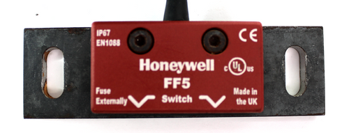Honeywell FF5-21-DC-03 Actuator & Switch