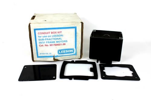 Leeson M1760021.00 Conduit Box Kit for Sub-Fractional 30/31 Frame Motors