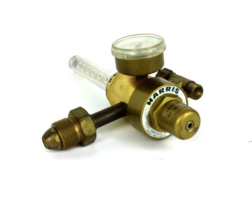 Harris 2-AR70F Compressed Gas Regulator, 4000 PSI Gauge