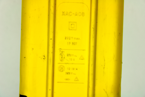 Telemecanique XAC-A08 Pendant Station, 8-Hole Enclosure