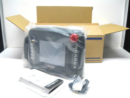 Pro-Face GP-2301H-SC41-24V Touchscreen Operator Interface STN Color LCD 24Vdc