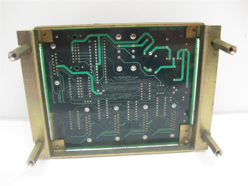 Fanuc A16B-2600-0080/03A DPL/MDI Switching Circuit Board
