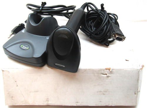 Honeywell 3800G Handheld Barcode Scanner with Stand New In Box