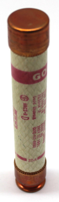 Gould Shawmut TRS25R TIme Delay Fuse 25 Amp 600 Vac Current Limiting