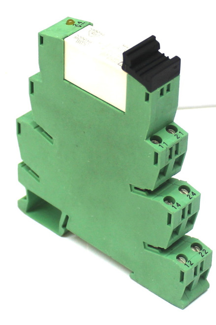 Phoenix Contact PLC-BSC-24DC/21-21 Solid State Relay 24 V, 250 Vac, 6A