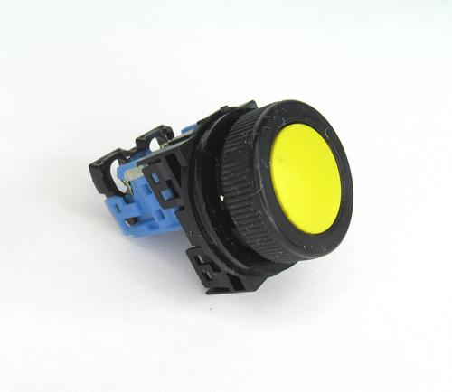 Fuji AR30FOR Yellow Push Button Switch