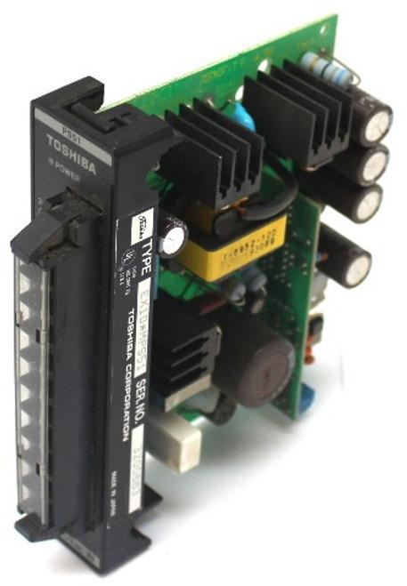 Toshiba EX10-MPS51 Power Supply Input Module
