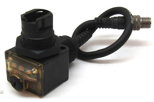 Allen Bradley 42EF-G1MPA-Y4 Photoswitch Fiber Optic Sensor Series A