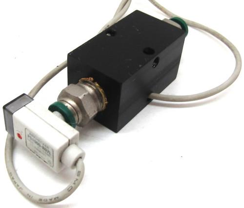 Airchecker PS1000-R07L Pressure Switch 0.1~0.45MPa