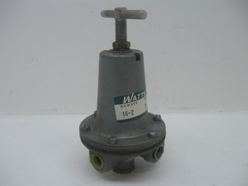 "Watts 16-2 Model M Regulator 1/4"" NPT New"