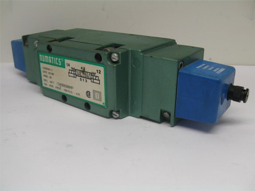 Numatics I34BB600MP Solenoid Valve