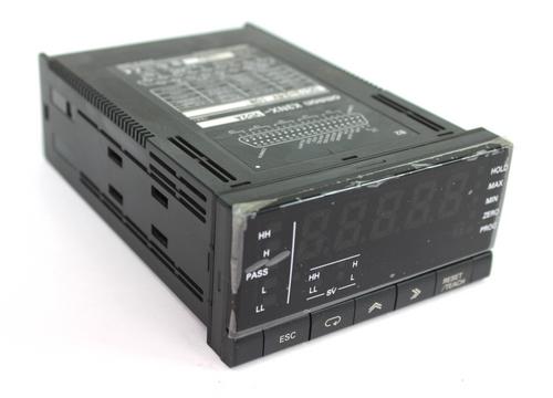 Omron K3NX-VD2A Panel Mount Process Meter 12-24V