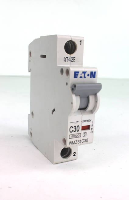 Eaton WMZS1C030 Circuit Breaker 15 Amp, 1 Pole, 277 V