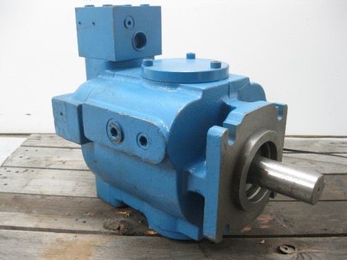 Tokimec P100V3R76-2A-10-EDQS-10J Variable Hydraulic Pump 2000 PSI 22.8 GPM