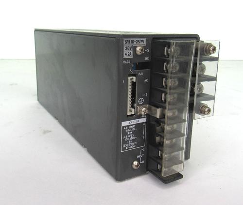Nemic Lambda SR110-28/PV Power Supply 28V 4.2A