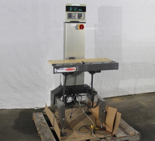 Ishida Heat & Control DACS-WN-012-SB/PB-I Checkweigher Conveyor 1.2Kg Capacity