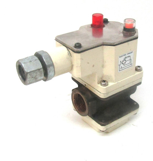 SMC IFW510-06-X300 Flow Switch Red Neon Light, 24Vdc, 5A, 20min Flow Rate