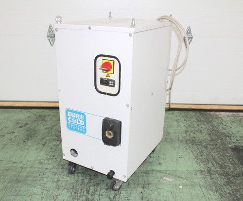 Euro Cold ACW-LP 12 Portable Air Cooled Chiller 1920W 230Vac 1 Phase