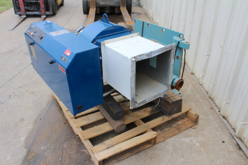 Power Flame CR5-G-30B Boiler Burner 167Hp Natural Gas