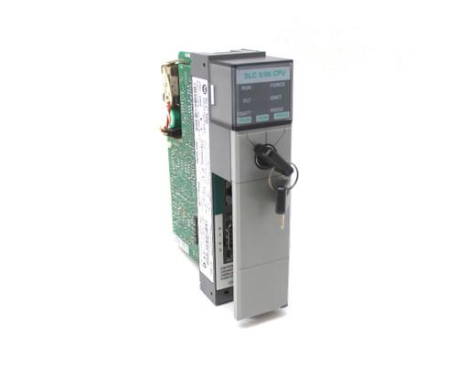 Allen Bradley 1747-L553/C Processor SLC 5/05 Ethernet Communications 64K
