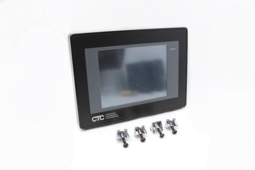 Parker CTC P11-014DR HMI Mono LCD Touchscreen Control