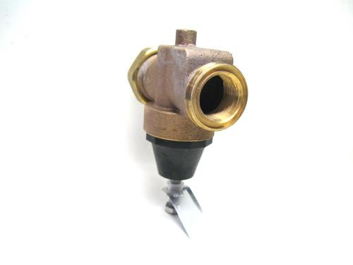 Watts N45BU-M1 Water Pressure Reducing Valve 25-75 Psi New