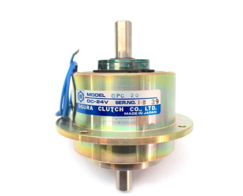 Ogura OPC-20 Electromechanical Clutch 24V New