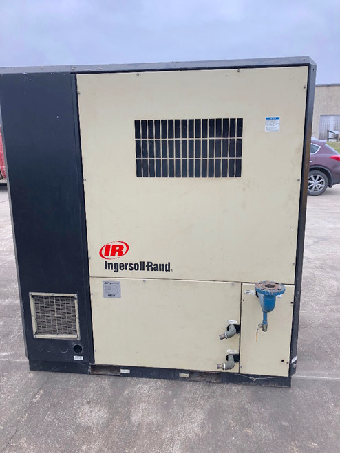 Ingersoll Rand Nirvana 100Hp Rotary Screw Air Compressor 500CFM, 145 PSI