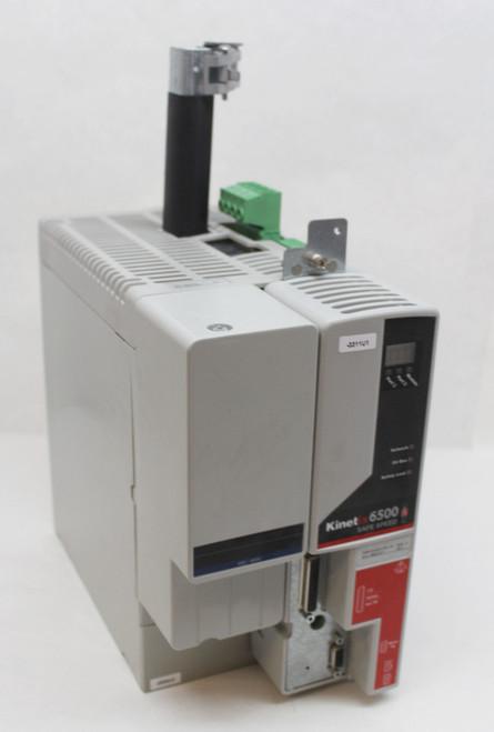 Allen Bradley Kinetix 6500 2094-EN02D-M01-S1 Ser. A w/2094-BM03-M Ser. A