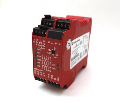 Allen Bradley 440R-M23084 /B Safety Relay MSR138.1DP