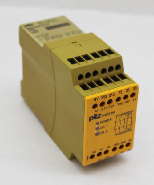 Pilz PNOZ X4 Safety Relay 24VDC