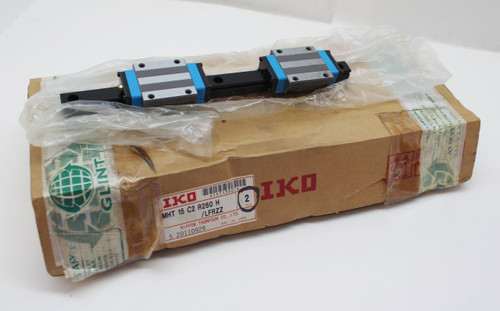 IKO MHT 15 C2 R260 H Linear Rail- Set of 2