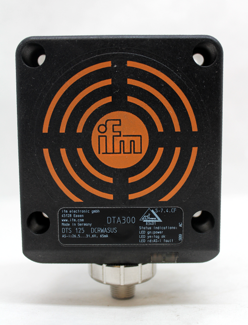 IFM DTA300 RFID read antenna with AS-Interface