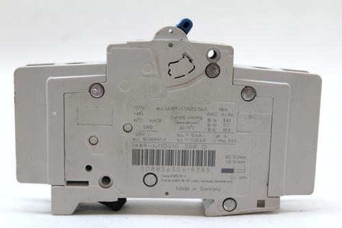 Allen Bradley 1489-M1D010 Ser. D Circuit Breaker, 1A, 1 Pole