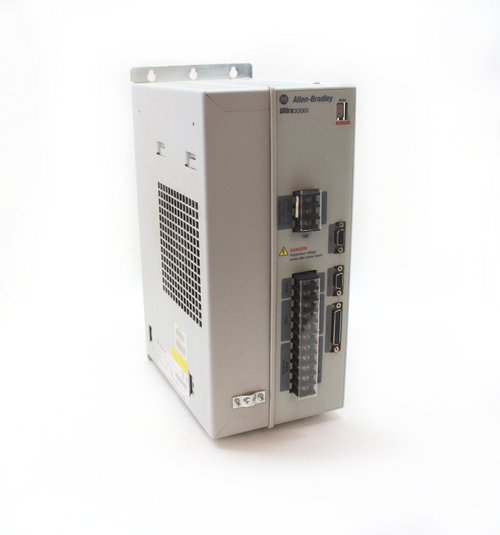 Allen Bradley 2098-DSD-HV100X /B Indexing Ultra 3000i Servo Drive V1.53