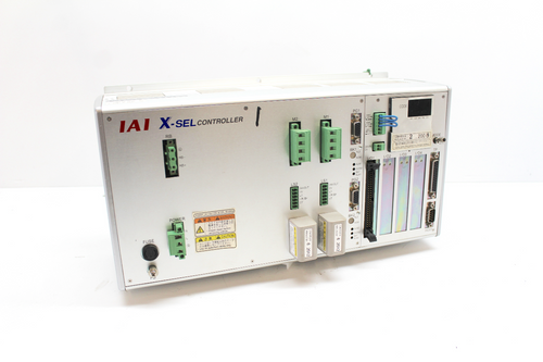IAI XSEL-K-2-100A-100A-N1-EEE-5-1 Super SEL 2 Axis X-SEL Servo Control 100W
