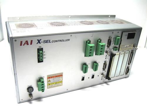IAI XSEL-KI-2-400L.200L-2 Super SEL 2 Axis Servo Control 400W 200W