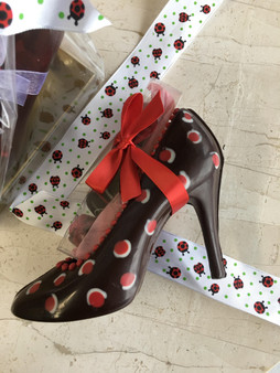 Elegent Chocolate Shoe