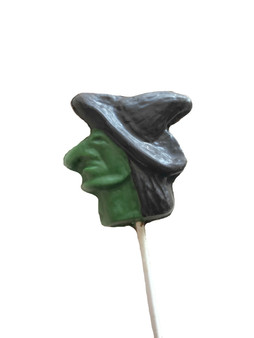 The Wicked Witch of the North Chocolate Lollipop