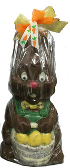 Our Giant Roy the Farmer Bunny will delight every one in your family.