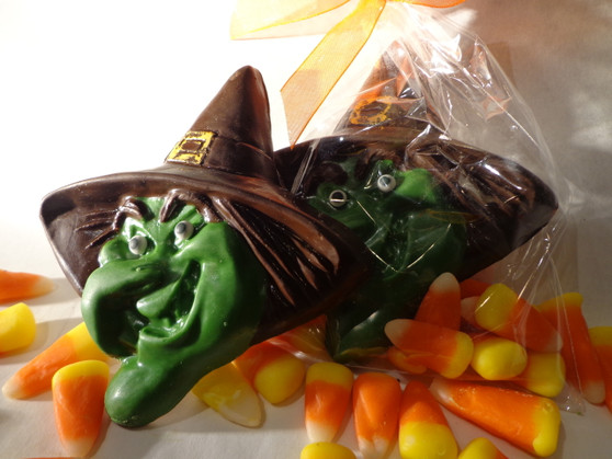 Chocolate Wicked Witch