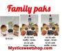 Family Fun Packs