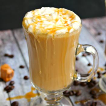 Caramel Cream Coffee Fragrance Oil