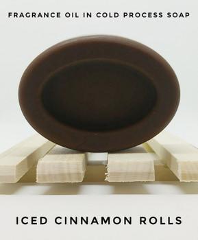 Iced Cinnamon Rolls Fragrance Oil