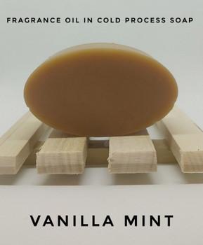 Vanilla-mint - Type Fragrance Oil