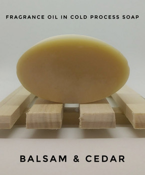 Balsam & Cedar Fragrance Oil