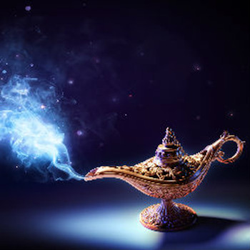 Aladdin's Wish Fragrance Oil - Bulk