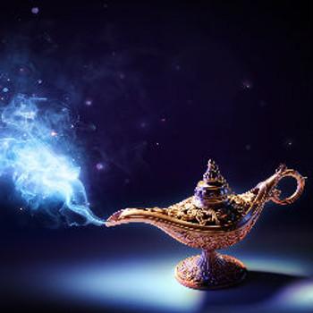 Aladdin's Wish Fragrance Oil - Bulk