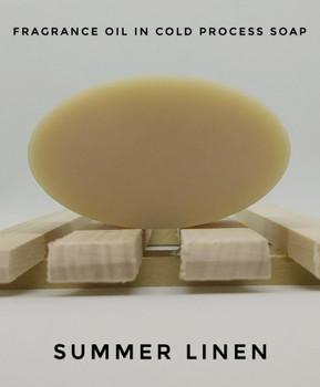 Summer Linen Fragrance Oil - Bulk